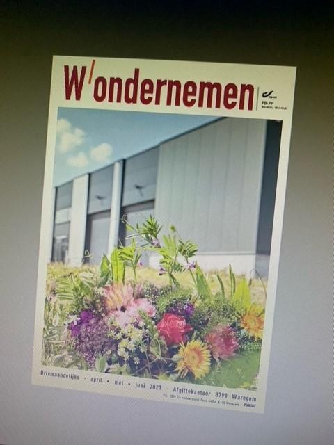De nieuwe W'Ondernemen is er! Lees dit tijdschrift hier.